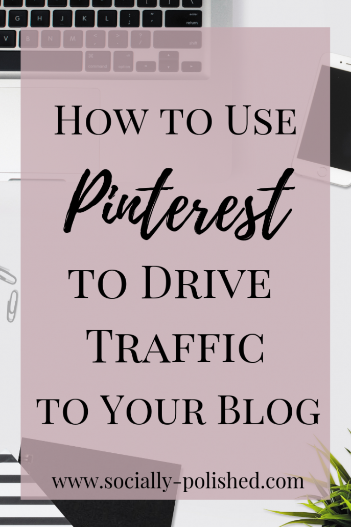 Do you own a blog or online business? Well, if you're not using Pinterest to drive traffic to your website or social media pages, then you're missing out! Check out these Pinterest marketing tips and strategies for bloggers and entrepreneurs and learn how to use this search engine to grow your blog and make money. #blogging #bloggingtips #pinteresttips